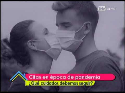 Citas en época de pandemia ¿Qué cuidados debemos seguir?