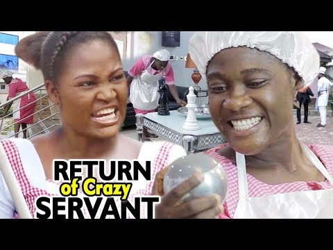 RETURN OF CRAZY SERVANT SEASON 2 -  (New Movie) Mercy Johnson 2019 Latest Nigerian Nollywood Movie