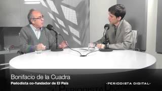 Entrevista a Bonifacio de la Cuadra. 26 octubre 2012