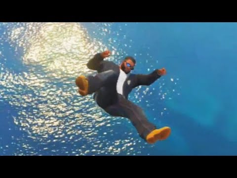 GTA 5 Funny Moments & Fails w/ DaithiDeNogla [GTA V]