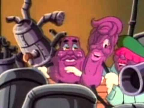 The California Raisins Show Season 1 Episode 12 Picture Perfect Shirelle  Tvv