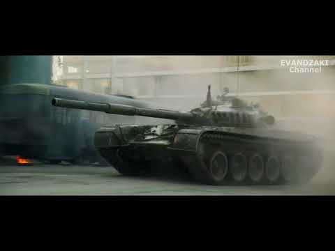 """Renegades"" Tank Part MovieClip"