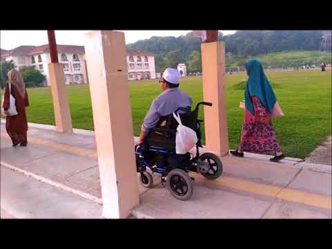 Mini Doc- The life of disable student at KUIS