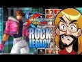 WHAT THE HELL?!: King Of Fighters 2006 - ROCK HOWARD LEGACY (FINALE)