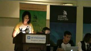 WSYF2010 - Presentation - Team Machu Picchu