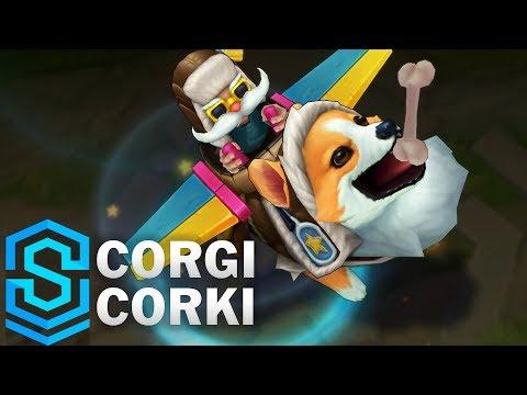 Corki Siêu Vòng Ba - Corgi Corki