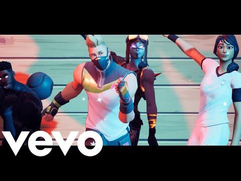 Cardi B, Bad Bunny & J Balvin - I Like It (Official Fortnite Music Video)