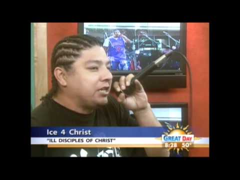 Ill Disciples Of Christ On Great Day Morning Show 11062008