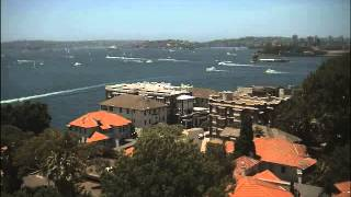 Sydney Webcam Time Lapse for Thu, 1st January 2015