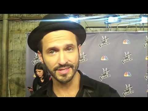 THE VOICE: Tony Lucca Explains Why He Decided to Tackle a Britney ...