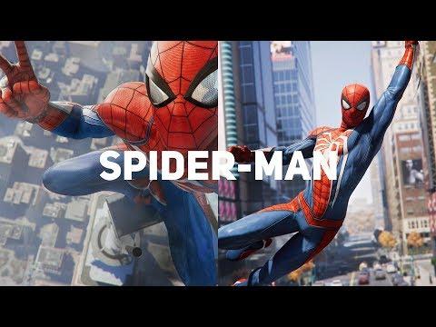 Spider-Man. Обзор (видео)