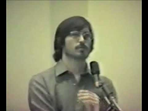 Steve Jobs Rare talk about History of Apple in this rare 1980 speech!