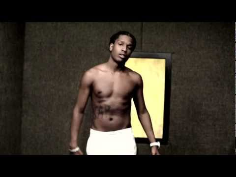 A$AP Rocky   L'Uomo Vogue March 2013 Cover   Behind The Scenes Video