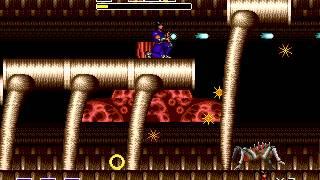 Mega Drive Longplay [267] Mystic Defender