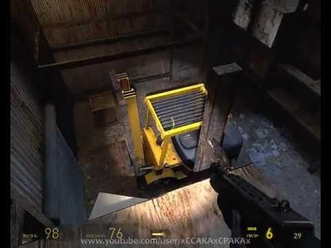 Half-Life 2: Episode Two прохождение - Глава 3 - [4/5]