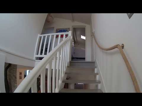 Visite de l'étage