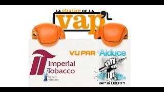 L'interview de Fontem Ventures (Imperial Tabacco) pour le lancement de la JAI