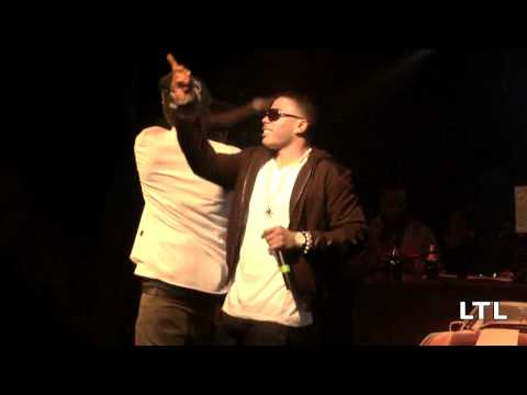 J.D – LIVING THE LIFE [NELLY ALBUM RELEASE PARTY]