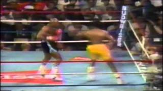 Thomas Hearns Knockouts