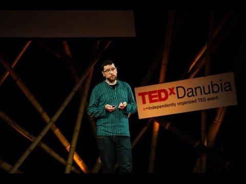 Másolható együttműködő formák: Bujdosó Attila at TEDxDanubia 2014