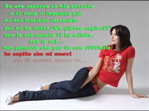 , title : 'Anna Tantangelo - Mai dire mai + LYRICS ON SCREEN'