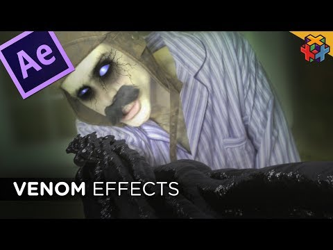 VENOM Effects - After Effects Tutorial