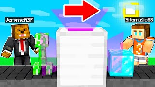 Crafting OP Creeper Armor In Minecraft