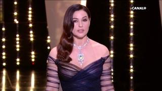 Video Discours d'ouverture de Monica Belluci pour les 70 ans du Festival de Cannes MP3, 3GP, MP4, WEBM, AVI, FLV Juli 2017