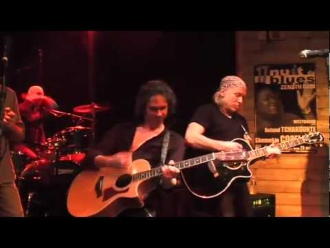 Elliott Murphy & The Normandy All Stars -  Twist And Shout / La Bamba (Live Le Soubock - 21-01-12)