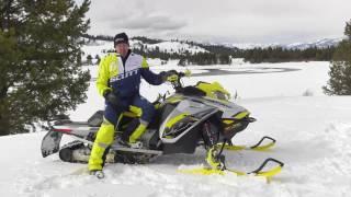 8. Motoneige Ski-Doo 2018 | Plateform REV GEN4 et les nouveaux modèles!!