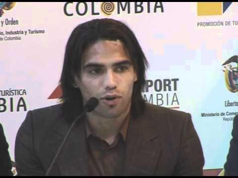 Falcao García, promotor en Europa del turismo hacia Colombia