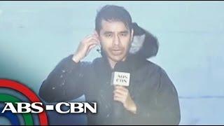 Tacloban City Philippines  city photos : Storm surge hits Tacloban City