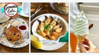 Gemma Eats...Ireland | Travel Food Show IRISH Scones, Seafood & Desserts by Gemma's Bigger Bolder Baking