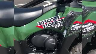 9. 2019 NEW BRUTE FORCE 750 by RMK