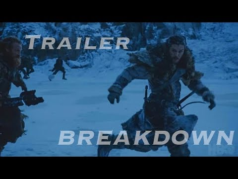 Game of Thrones Season 7 Official Trailer Breakdown and Analysis (Spoilers)