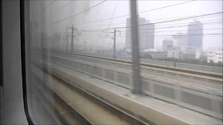 Suzhou (Anhui) China  city photos : China High Speed Rail: Shanghai - Suzhou at 300kmh