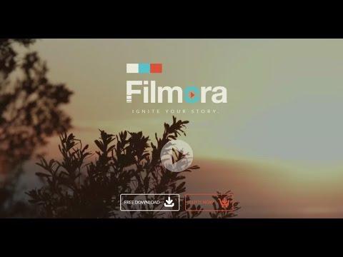Comment utiliser Filmora Wondershare logiciel de montage video