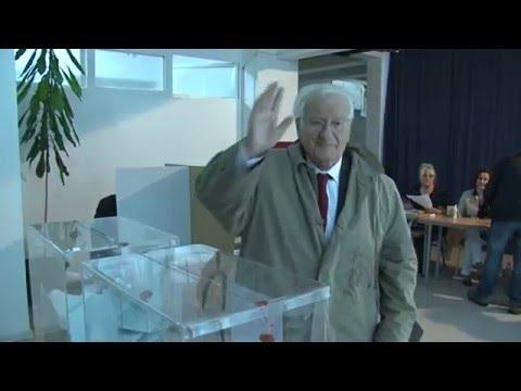 Драгољуб Мићуновић: Надам се да ће Демократска странка постићи добар резултат