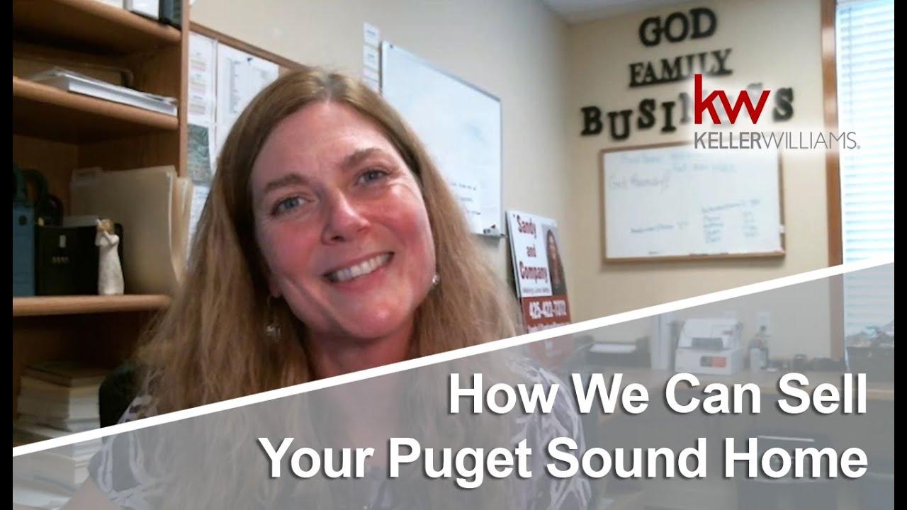 Puget Sound Real Estate Home Selling Tips
