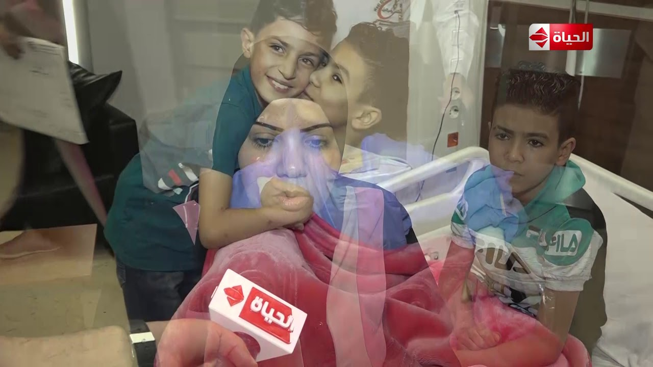 صبايا - لقاء مع والدة الطفل فارس قبل وبعد إجراء العملية الجراحية بمساعدة ريهام سعيد