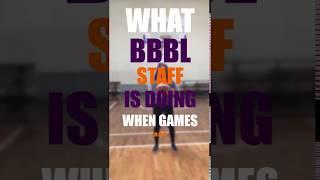 BBBL staff trickshots