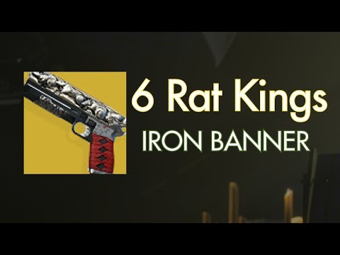 6 RAT KINGS IN BANNER!!! but when we go invis we whisper