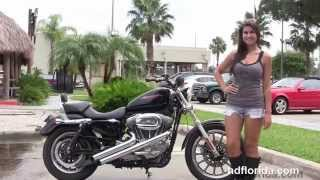 8. Used 2007 Harley Davidson XL883 Sportster  Motorcycles for sale