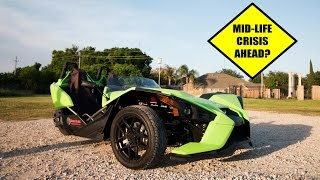 4. Slingshot Review! The perfect vehicle for a mid-life crisis!
