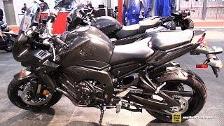 10. 2015 Yamaha FZ1 - Walkaround - 2015 Salon Moto de Quebec