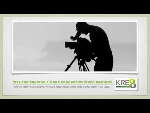 Production Contract   Tips for Running a More Productive Video Business