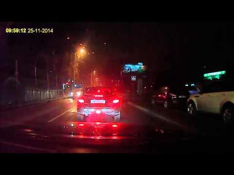 Авария с Пешеходом в Калининграде