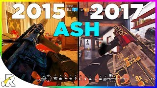 Nonton Ash  2015 Vs 2017   Rainbow Six  Siege Film Subtitle Indonesia Streaming Movie Download