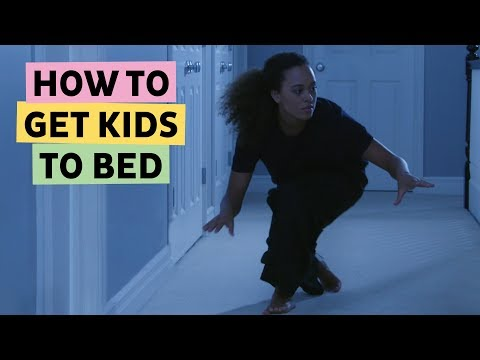 Babysitter Boss S1E8: How to Get Kids to Bed When You're Babysitting