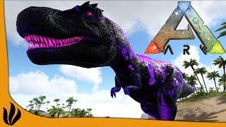 ARK: Survival Evolved FR: Let's Play par Dr_Horse. Episode 21: On fait évoluer un Rex Prime en Infernal et il devient vraiment...